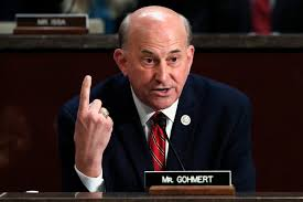 Congressman COVID (AKA Louie Gohmert) Announces He Will Use Hydroxychloroquine
