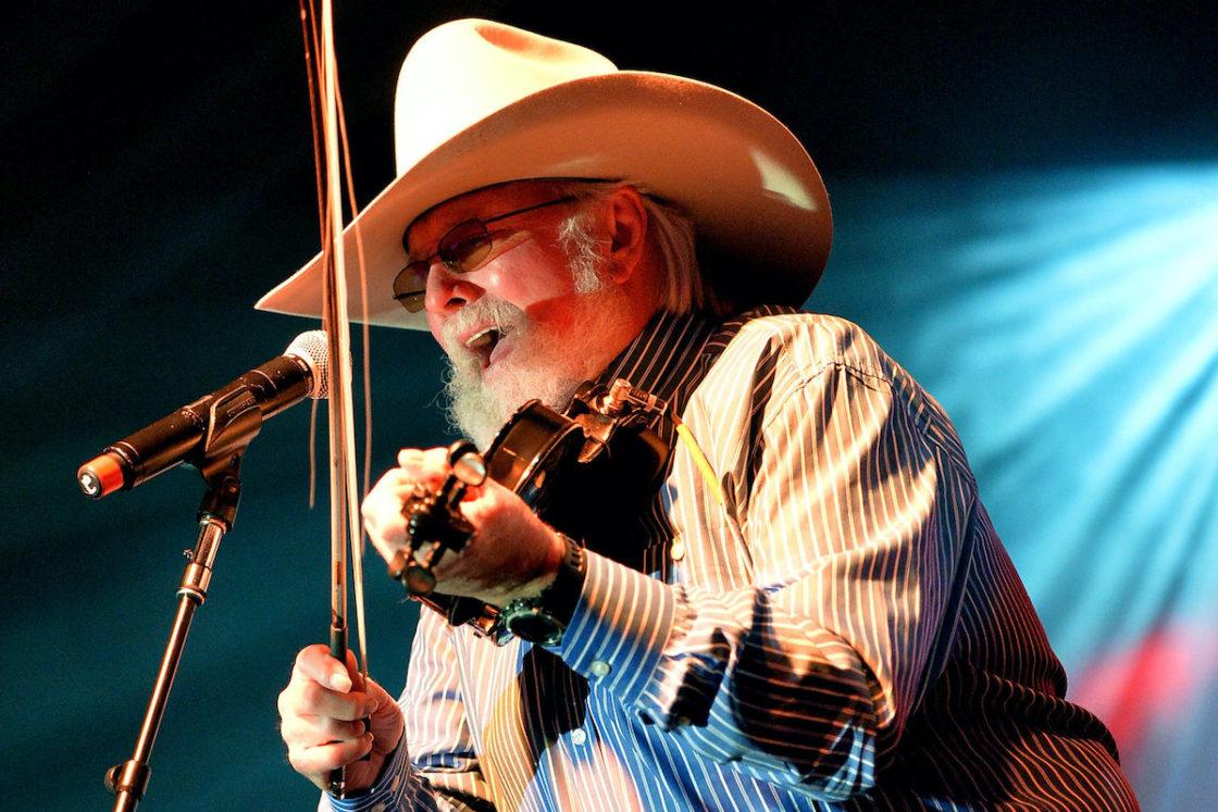 Charlie Daniels Has Died