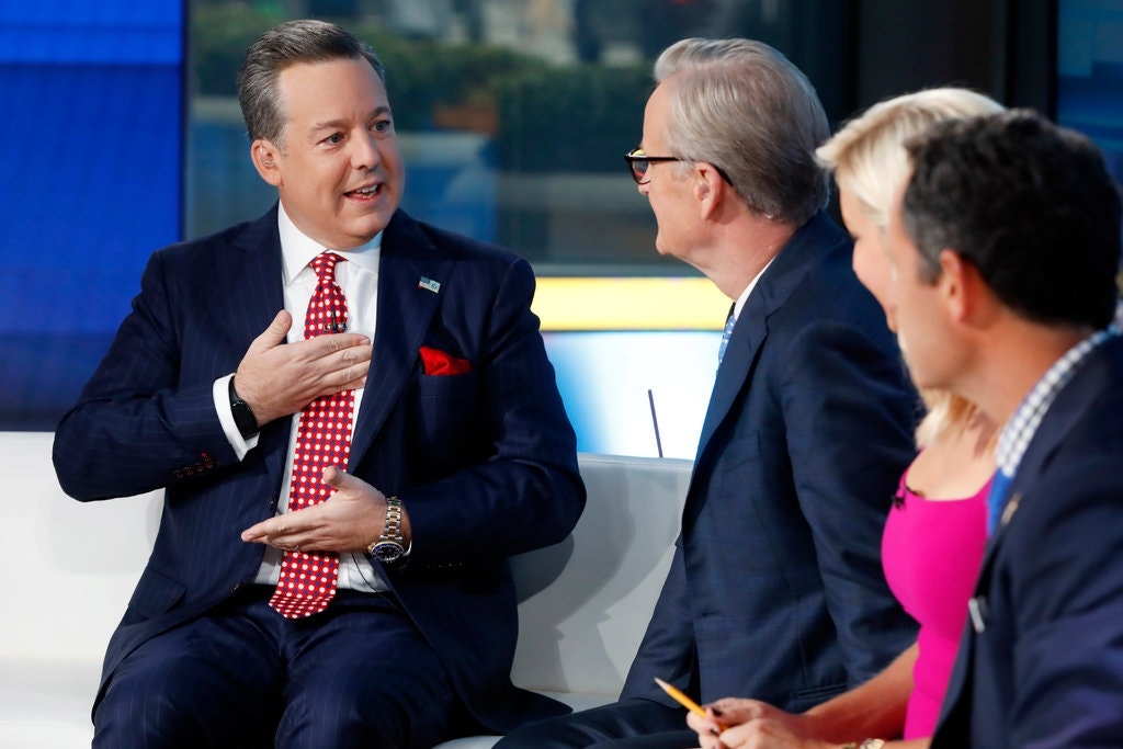 Fox News' Ed Henry fired for sexual misconduct: report