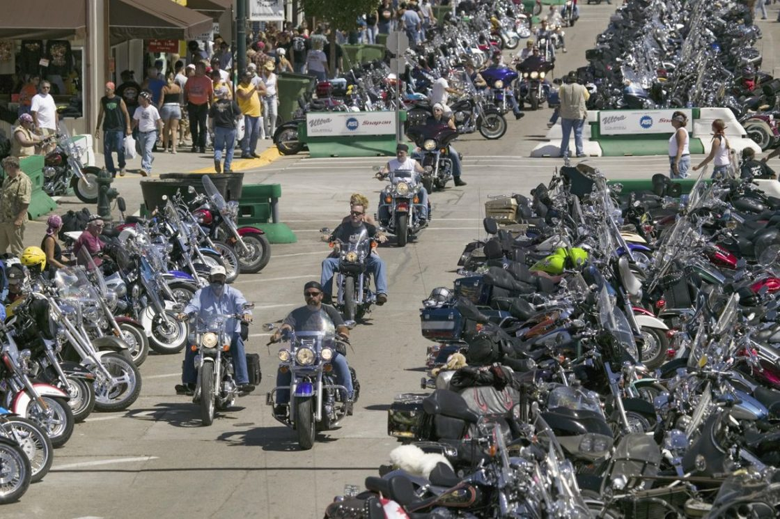 South Dakota braces for 250,000 at Sturgis motorcycle rally despite coronavirus