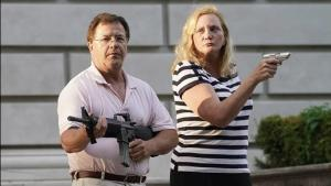 But of course they are: Gun toting RWNJs who waved guns at BLM protesters will participate in the GOP convention