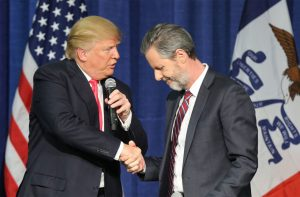 Jerry Falwell Jr. Reveals Wife's 'Fatal Attraction' Affair With Pool Boy!