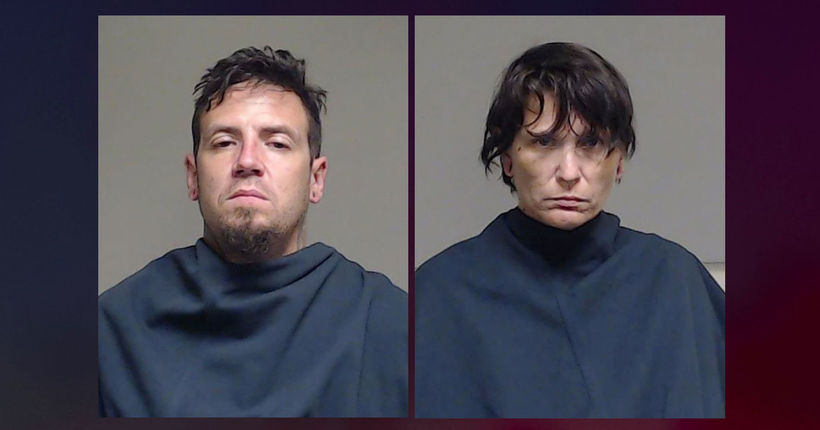 Texas Couple Arrested After Deputies Find 3-week-old Baby Submerged in Bucket of Tar