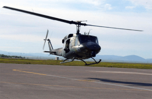 US Air Force helicopter was shot at near Manassas, VA helicopter shot at, injuring a crew member