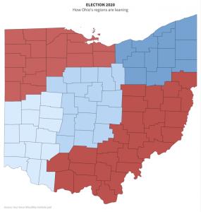 New Poll: Biden leads Trump in Ohio