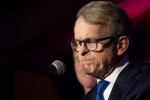Ohio Gov. Mike DeWine has tested positive for coronavirus