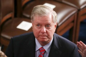 Lindsey Graham Bashed For Trump Hypocrisy As He Mocks Rival For Not Baring Tax Returns
