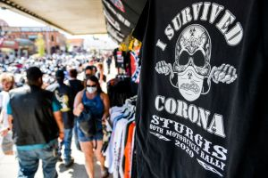 Sturgis motorcycle rally in  August linked to more than 250,000 coronavirus cases