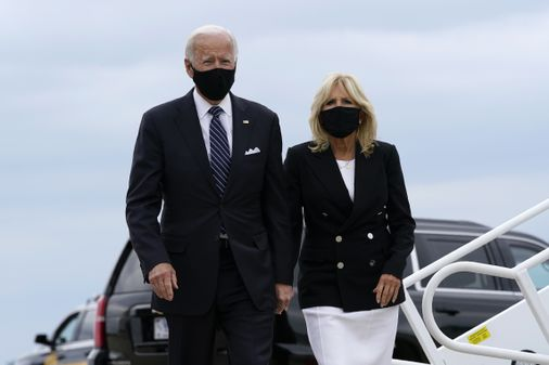 Bidens Release 2019 Returns, Paid Nearly $300,000 In Taxes