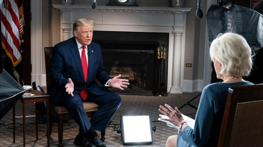 Trump Declares His Own Magnificence After 60 Minutes Interview