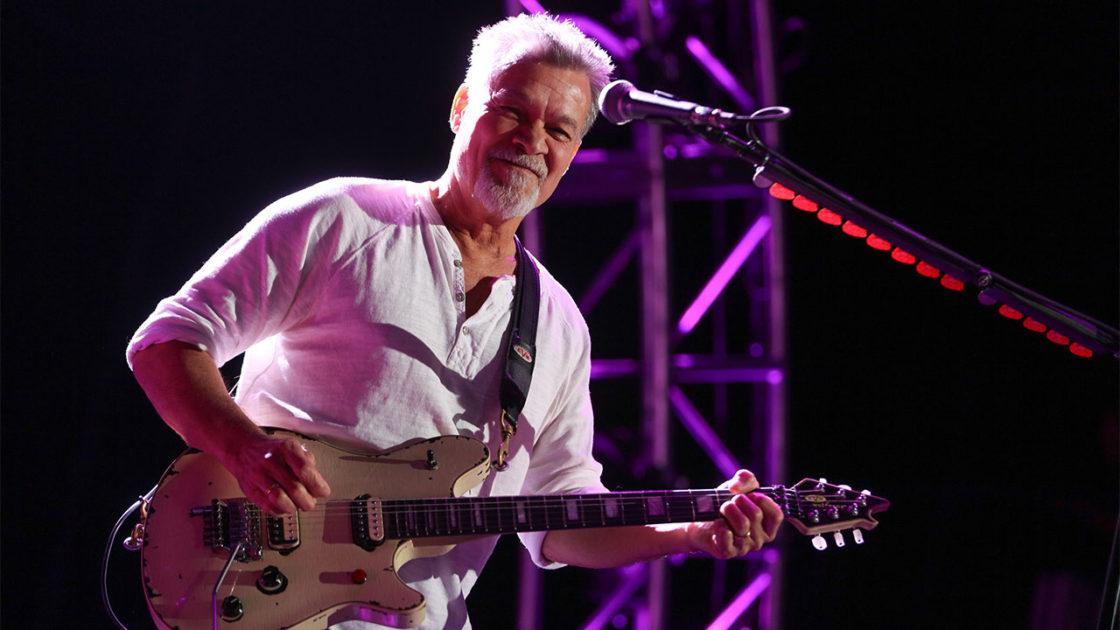 Remembering Eddie Van Halen, Guitar God, Dead at 65