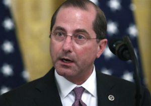House Dems accuse HHS of making GOP propaganda. Azar, Donnie's stooge, says he'll investigate.