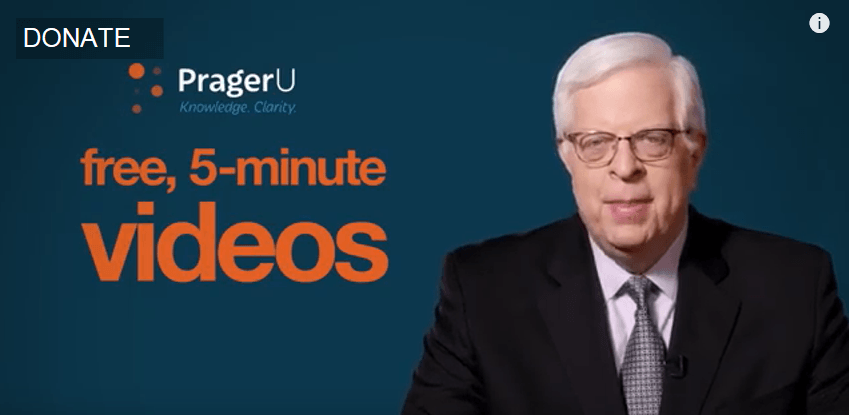 PragerU videos assigned in an Ohio classroom; wing nuttery coming to a school near you
