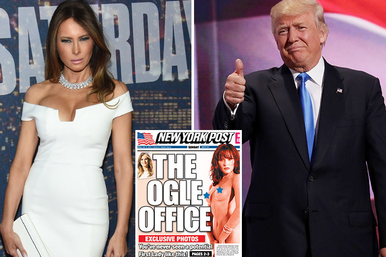 Stormy Daniels and Melania Trump Accuse Each Other of Being a Hooker!