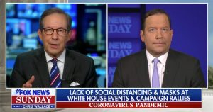 Chris Wallace Goes a Round With Steve Cortes from the Trump Campaign