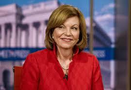 Susan Page:  Vice Presidential Debate Moderator