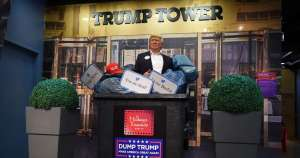 Madame Tussauds in Berlin Dumps Trump Before U.S. Election