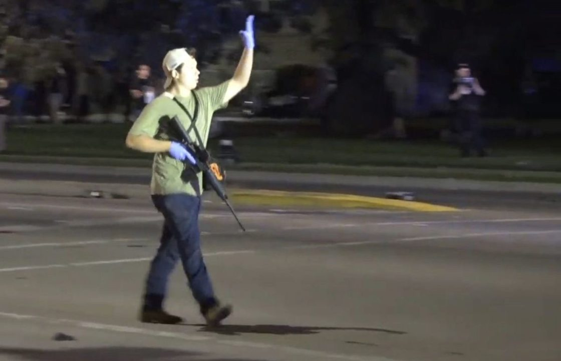 Kyle Rittenhouse, charged with killing 2 Kenosha protesters, has bond set at $2M