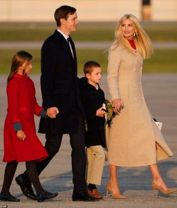 Ivanka and Jared's kids withdrawn from School for Flouting COVID Guidelines