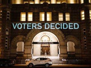Trump Campaign Says Michigan Election Hearing Next Week — Michigan Legislature Says Not Happening
