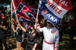 The Election May Never Be Over for White Supremacists Who Thrive on Resentment