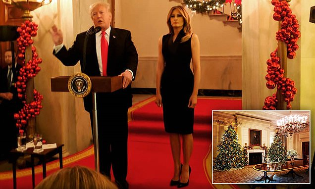 White House planning holiday parties indoors despite pandemic warnings