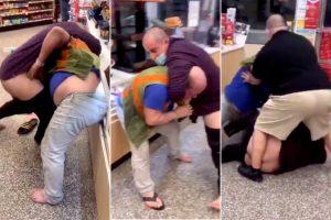 Florida Man Loses His Pants at Wawa in Late Night Brawl