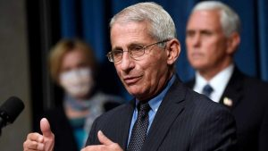 Dr. Fauci talks about losing influence over Trump