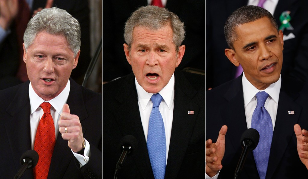 Former presidents Clinton, Bush, and Obama will get vaccinated on camera to promote public awareness