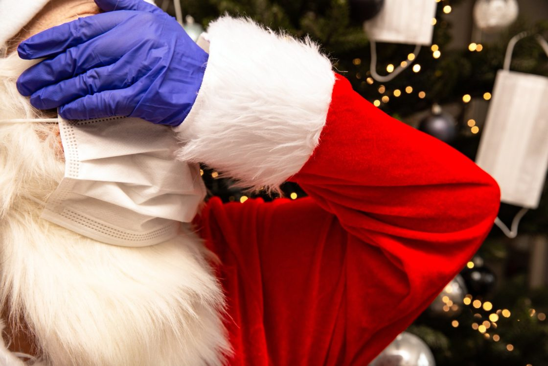 Santa and Mrs. Claus may have exposed dozens of kids to COVID-19