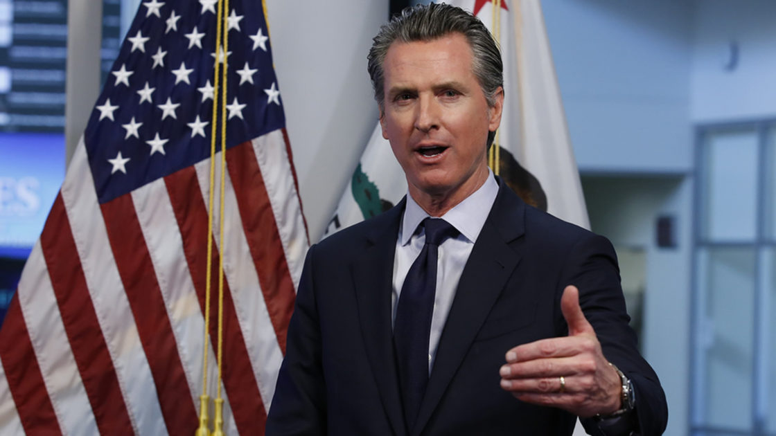 Gingrich and Huckabee join effort to recall California's Governor Newsom
