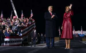 Trump mulling rally to compete with Biden inauguration