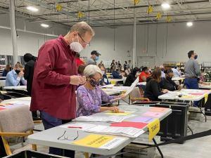 Georgia Republican officials reject Trump's calls to overturn election results