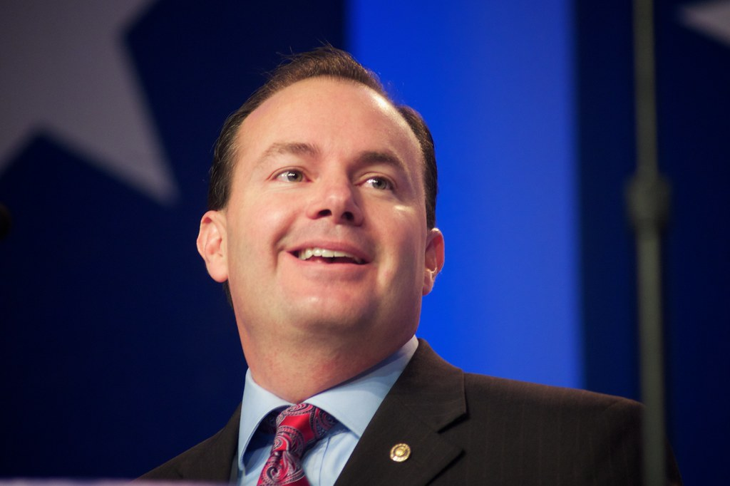 Bigoted and sexist Sen. Mike Lee blocks legislation to create a Smithsonian museum of the American Latino and women's history