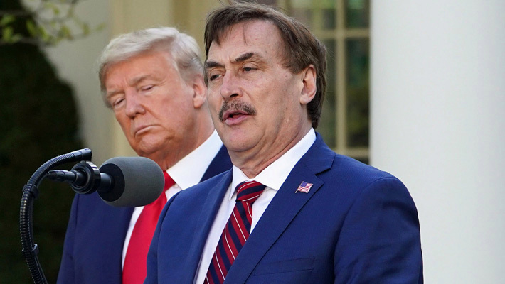 MyPillow guy on Trump's SCOTUS defeat: 'God intended' for all this to happen!
