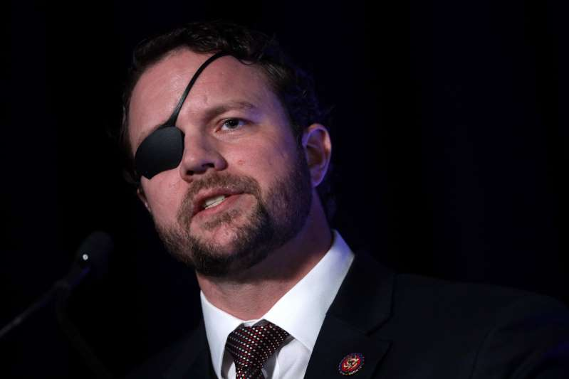 Video of Dan Crenshaw Calling Proxy Voting 'Cowardly' Resurfaces After He Votes Against Impeachment by Proxy