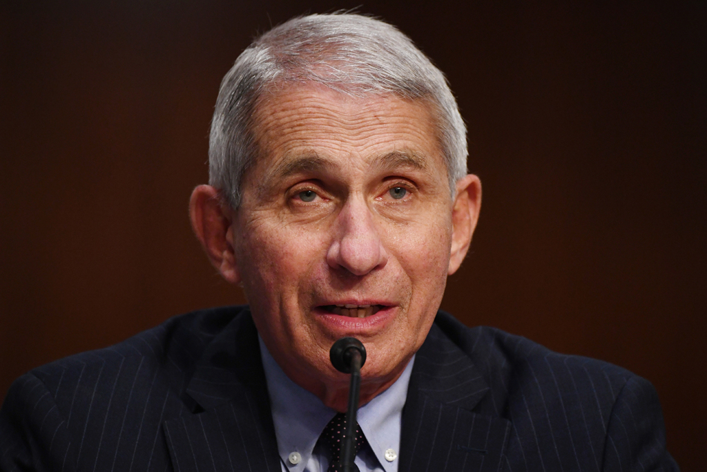 Dr. Fauci and Task Force Talk Virus Variants and Vaccines