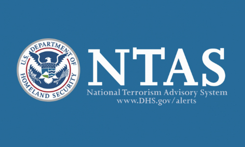DHS uses federal advisory system for 1st time in a year to warn of domestic terrorist threat