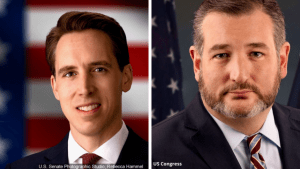 Growing calls for Ted Cruz and Josh Hawley to resign