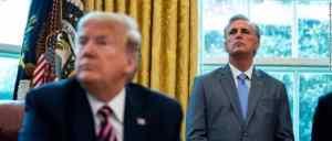 Trump's legacy of mistrust sends Congress into total war