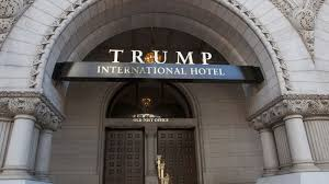 Trump Family and Advisors Met at Trump Hotel on Insurrection Eve