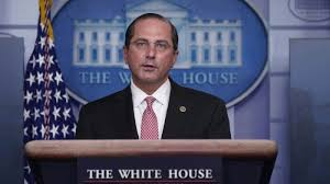 Alex Azar resigns, tells Trump Capitol attack threatens legacy