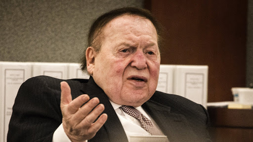 Casino mogul and Republican Party megadonor Sheldon Adelson dies at age 87
