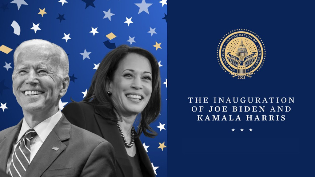 Inauguration Day-Joe Biden becomes the 46th US President