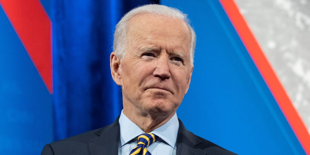 Biden dismisses a Democratic plan to wipe out $50,000 in federal student-loan debt