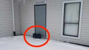 Ohio Bomb Squad Called in to Disable Suspicious Looking Bag Left Outside a Church!