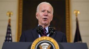 Watch President Biden and Vice President Harris deliver comments on the 500K lives lost to COVID-19