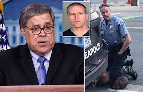 Derek Chauvin Had Agreed to Plead Guilty to Third-Degree Murder, But Bill Barr Rejected the Arrangement