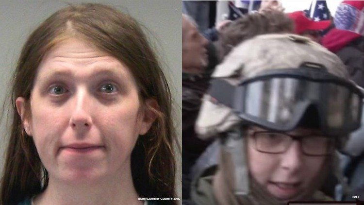 Ohio Woman Renounces Oath Keepers Before Judge