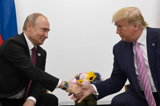 Trump Hid His Calls With Putin, Now Biden Has Access to Them